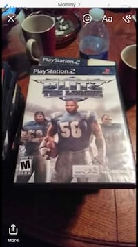 Sony PS3 Fifa 16 game case