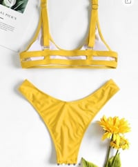Bathing suit (yellow) Winnipeg, R2K 4E9