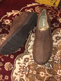 pair of gray suede loafers Fairfax, 22031