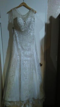 Wedding gown size 14 brand new Long Beach, 90804
