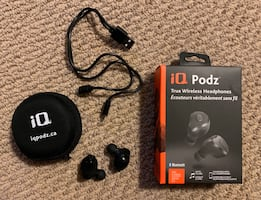 iQ Podz True Wireless Headphones