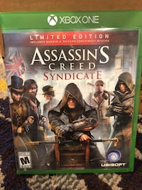 xbox one - assasins creed - syndicate Phoenix, 85015
