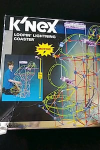 K'nex Loopin' Lightning Coaster building set Cooksville, 21723