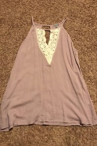 Charlotte Russe Lace V-Neck Cudahy, 53110