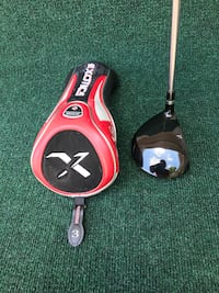 Tour Edge Exotics X 15 Degree Loft 3 Wood with Matching Head Cover, Regular Flex