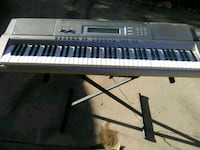 black and gray electronic keyboard Los Angeles, 91342