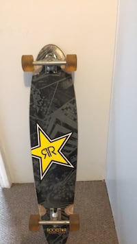 gray and black snowboard deck Rochester, 03867