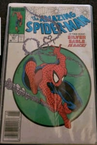 Amazing Spiderman 301 and more