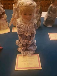 Age of Elegance Victorian doll collection  Las Vegas, 89107