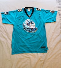 Disney World Stitch Football Jersey  De Winton, T0L 0X0