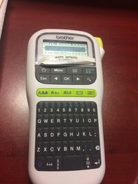 Brother p-touch H110 label maker Toronto, M5H