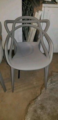 Set of 4 outdoor patio chairs by Hive New York, 10027