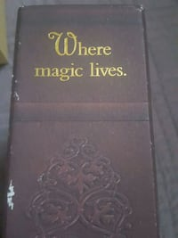 Where Magic Lives Storybook Ornament  Lutz, 33549