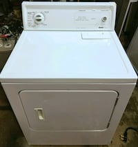 Kenmore Electric Dryer, 12 month warranty