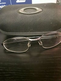 Prescription Oakley Glasses 1952 km