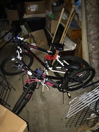 Think about Christmas for your kids guys 2 mountain bike's Martinsburg, 25401