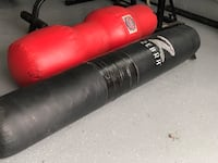 Heavy boxing bag and MMA ground pound bag Fairfax, 22032