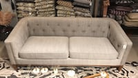 Gray Fabric Sofas Minneapolis, 55405