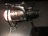 Penn reel fierce II 8000 with line 100 lb
