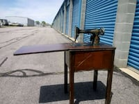 Antique Singer Sewing Machine Clearfield, 84015