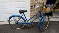 1950s Raleigh blue and black cruiser bike Orland Park, 60462