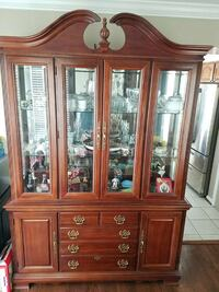 ****PRICE DROP!!! China cabinet and hutch Odenton, 21113