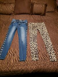 Jean's and leggings Las Cruces, 88001