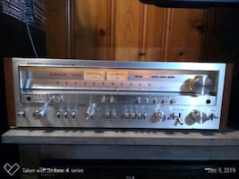 Pioneer SX-850 Stereo Receiver