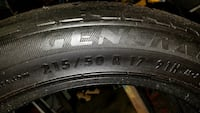 Two 215/50/17 general tires Antioch, 94509