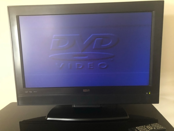 """32"""" inch with built in DVD"""