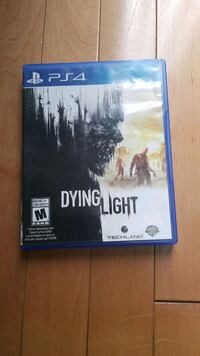 Dying Light for PS4 Mississauga, L4Y 3C6