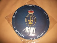 Royal Australian Navy mouse pad.