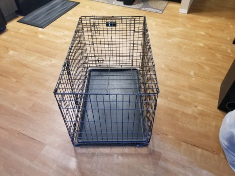 Dog Kennel.  026e9627-68dc-42dc-ac3b-63927a86a088