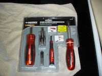 New Husky 3 PC-27 PC Aluminum Screwdriver Set-Excellent Buy Irvington