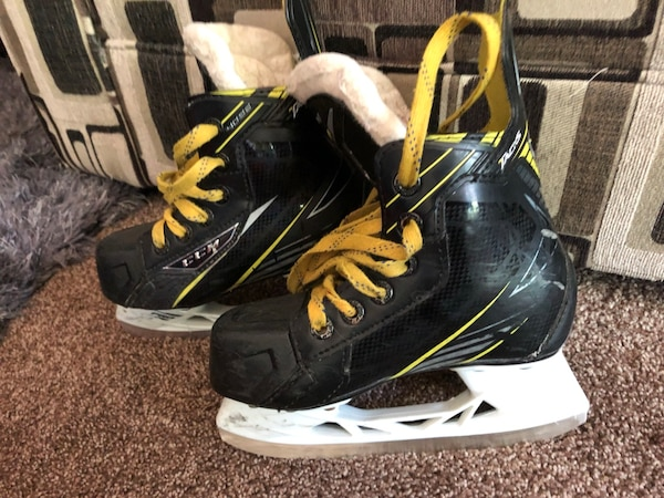 Ccm tacks skates size 11