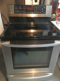 LG Oven Double Convection Like New
