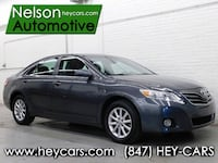 2011 Toyota Camry Gray Mount Prospect, 60056