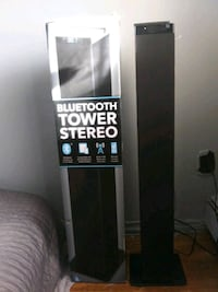 Bluetooth Tower Speaker with FM Radio! Must go negotiable! Queens, 11428