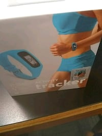 Activity tracker for joggers Charlotte