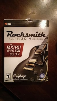 Rocksmith 2014 and Real Tone cable Ligonier, 15658