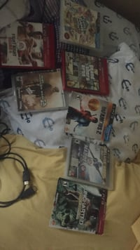 ps3 game lot New York, 10455