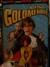 VHS Copies of Gold member West Jefferson, 28694