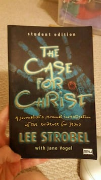 The Case for Christ student edition Loma Linda, 92354