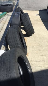 used Goodyear Wrangler SR – A  P 265 -60 R 18 Chesapeake, 23323