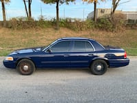 2010 Ford Crown Victoria Police (Fleet) Capitol Heights