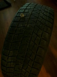 3 Winter tires 245/60R18 London, N6H 4S8