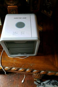 white and gray portable air conditioner Temple Hills, 20748