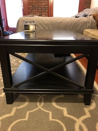 Pottery Barn Black Coffee Table New York, 10003