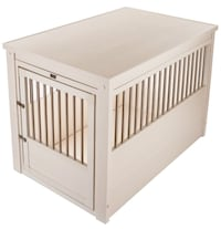 Brand New dog crate/end table Coquitlam