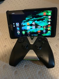 Nvidia Shield Tablet K1 with controller Seattle, 98106